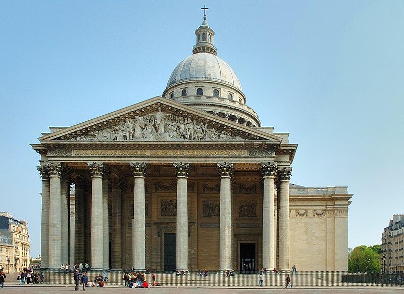 File:Panthéon, Paris 16 April 2005.jpg