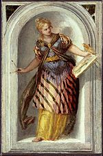 Paolo Veronese, Allegory of Painting, 1560s.jpg