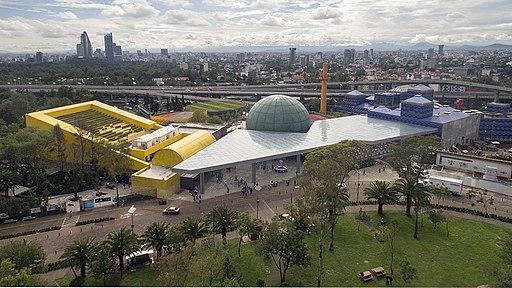 Papalote Museo del Niño Ciudad de México best Mexico City museums