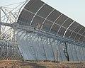 Parabolic trough at Harper Lake in California.jpg
