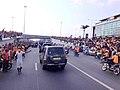 Parade pendant l'Arrivee des l'Elephant de Cote d'Ivoire apres avoir gagne's la CAN 2015.jpg