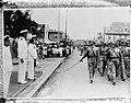 Parade te Batavia voor Commissie-Generaal voor Nederlands-Indië, Bestanddeelnr 902-0500.jpg