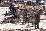 Paratroopers Patrol Ghazni Bazaar with Afghan Police 120429-A-kj310-006.jpg