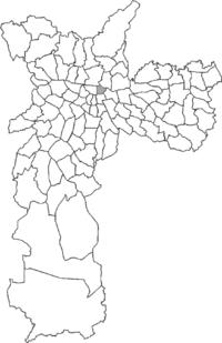 Mapa Desentupidora Pari