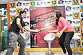 Parineeti Chopra,Arjun Kapoor From The Cast of 'Ishaqzaade' visit Planet M, Jaipur (6).jpg