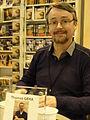 Paris, Salon du Livre 2015 (16) Thomas Geha.JPG