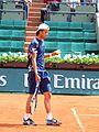 Paris-FR-75-open de tennis-25-5-16-Roland Garros-Taro Daniel-23.jpg