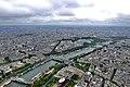 Paris- View of River Seine from The Top of Eifel Tower (Ank Kumar) 01.jpg