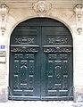 Paris - 16 rue Saint-Sauveur - porte.jpg