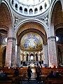Paris Basilique Sacré-Coeur Innen Langhaus Nord 1.jpg