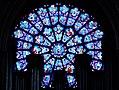 Paris Cathédrale Notre-Dame Innen Westliche Rosette 3.jpg