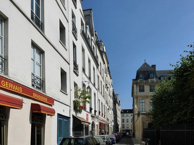 Fichier:Paris rue des coutures saint gervais.jpg