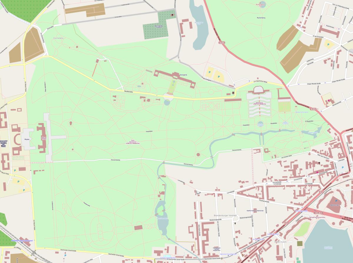 Datei Park Sanssouci Png Wikipedia