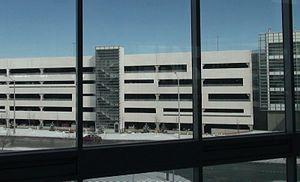 Parking garage at Pearson airport - Flickr - Stradablog.jpg