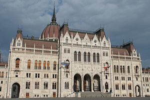 Imre Steindl - Parliament Building, Budapest
