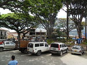 Betania, Antioquia - Image: Parque de Betania 2