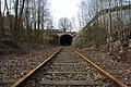 Pasila rail tunnel eastern entrance in Vallila, Helsinki, Finland, 2009.jpg