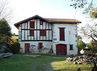 Ayherre - A Basque House