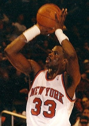 NBA All-Defensive Team - Patrick Ewing is the only Jamaican-born player to have been on an All-Defensive team.