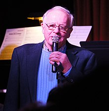 Williams at Catalina Jazz Club in Hollywood (2014)