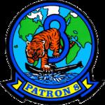 Patrol Squadron 8 (US Navy) insignia 2016.png