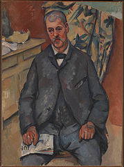 Paul Cézanne - Seated Man - Google Art Project.jpg