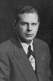 Paul Hellyer 1940s