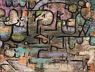 Paul Klee Nach der Überschwemmung