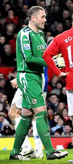Paul Robinson vs ManUtd.jpg