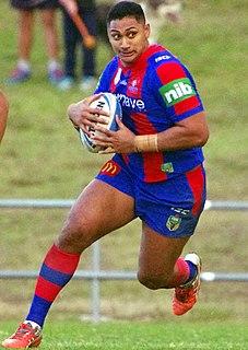 Pauli Pauli Australian rugby league player