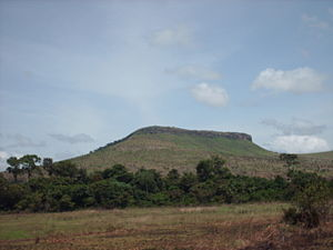 Plateaux Department (Republic of the Congo) - Image: Paysage (Plateaux)