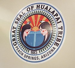 The Great Seal of the Halapai Tribe