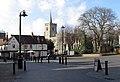 Pedestrianised area off High Street, Ware - geograph.org.uk - 370690.jpg