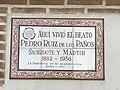 Pedro Ruiz de Los Paños, La Calzada.jpg