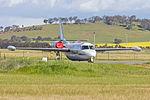 Pel-Air (VH-AJJ) IAI Westwind 1124 parked at Wagga Wagga Airport.jpg