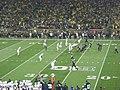 Penn State vs. Michigan football 2014 21 (Michigan on offense).jpg
