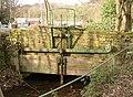 Penstock, Steps, Honley - geograph.org.uk - 710359.jpg