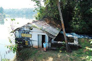 Kadungalloor - An irrigation centre on the Periyar river in Kadungallur.