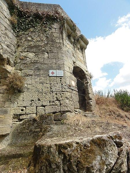 Château de Pernant, Monument historique