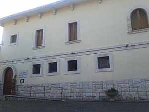 Pescina - Home Cardinal Mazzarino Museum