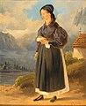 Peter Fendi - Countrywoman from the Salzkammergut.jpg