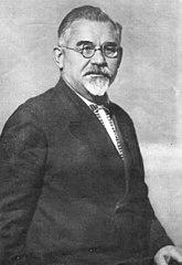Parteifunktionär Grigori Petrowski (1937)