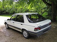 Peugeot 309 Best Line Rear Left.JPG