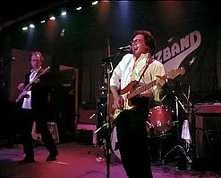 Pezband, power-pop band from USA, live in concert.jpg
