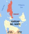 Ph locator surigao del norte dinagat island.png