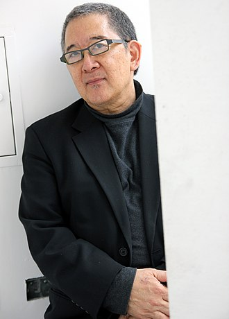 Philip Kan Gotanda - Philip Kan Gotanda at the Great Hall at Cooper Union in Manhattan, New York for the benefit performances of Shinsai: Theaters for Japan in March 2012.