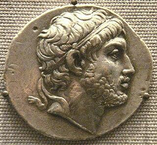 Basileus of macedonia