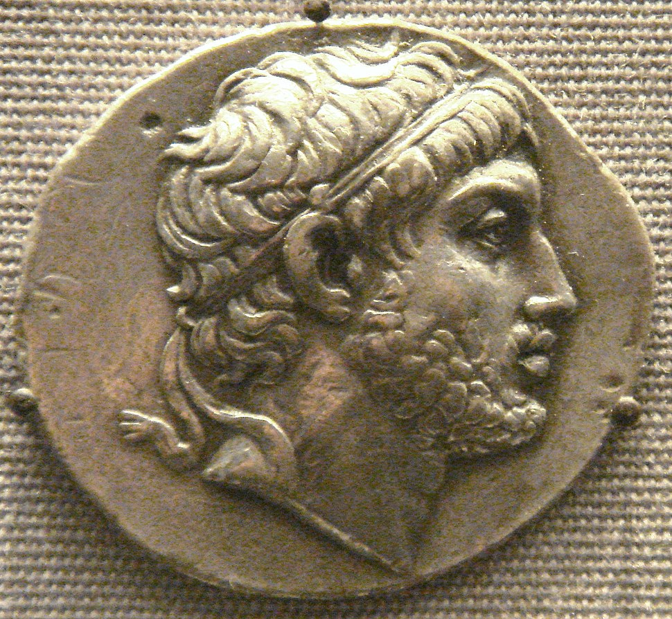 Philip V of Macedon BM