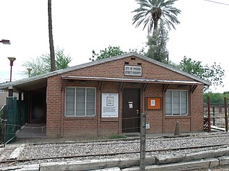 Phoenix Street Railway - This former dentist's office houses exhibits of the Phoenix Trolley Museum, and is adjacent to METRO's McDowell Station on Central Avenue.