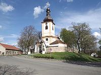 Pičín - kostel 01.JPG